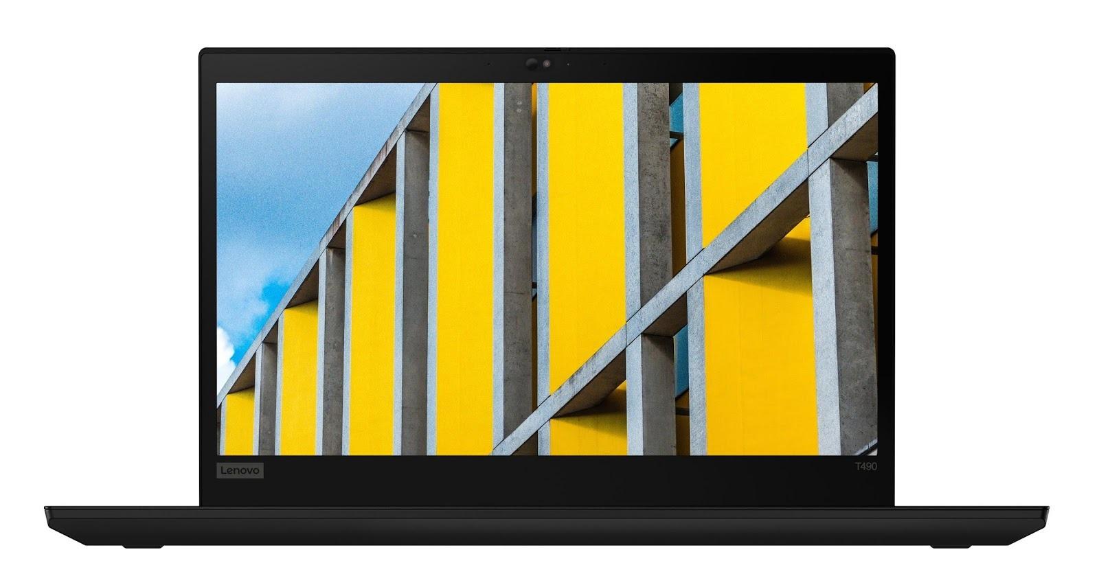 Фото 3. Ноутбук Lenovo ThinkPad T490 Black (20N2000QRT)
