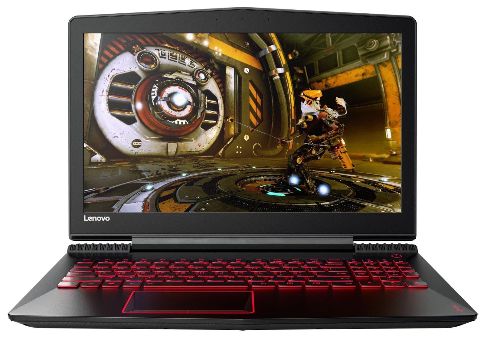 Фото 2. Ноутбук Lenovo Legion Y520-15IKBM Black (80YY00AHRU)
