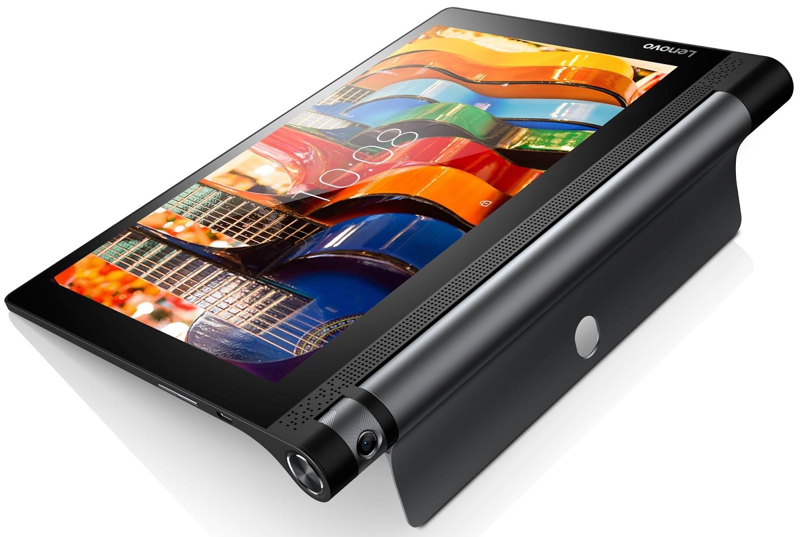 разноцветные планшеты на одной картинке