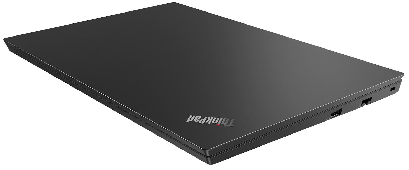 Фото 3. Ноутбук Lenovo ThinkPad E15 Black (20RD002DRT)