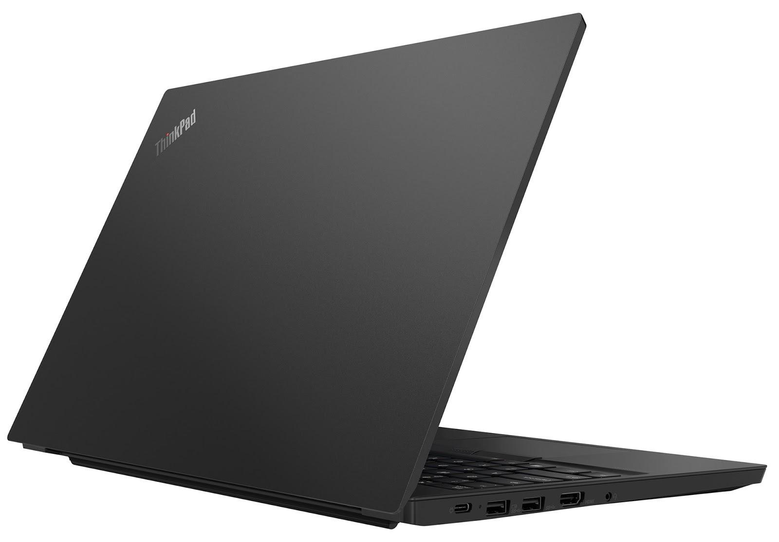 Фото 4. Ноутбук Lenovo ThinkPad E15 Black (20RD002DRT)