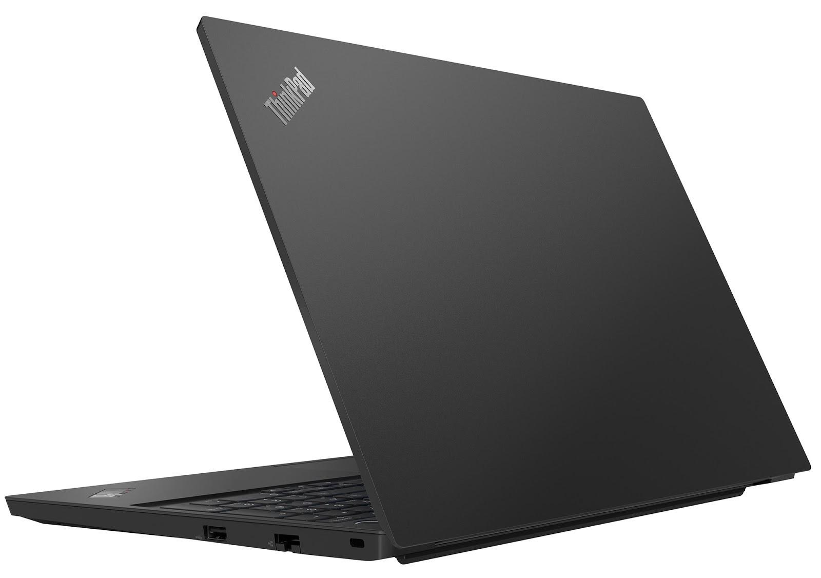 Фото 2. Ноутбук Lenovo ThinkPad E15 Black (20RD005NRT)