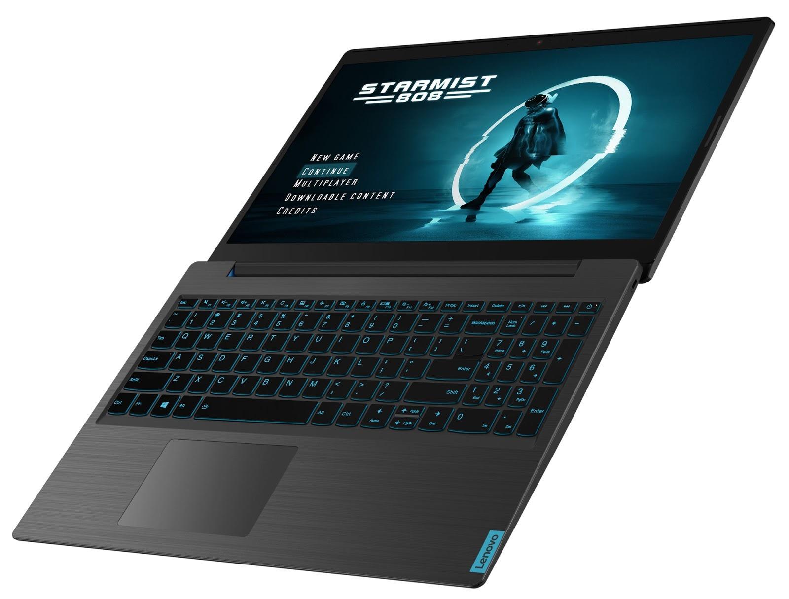 Фото 3. Ноутбук Lenovo ideapad L340-15IRH Gaming (81LK00QWRE)