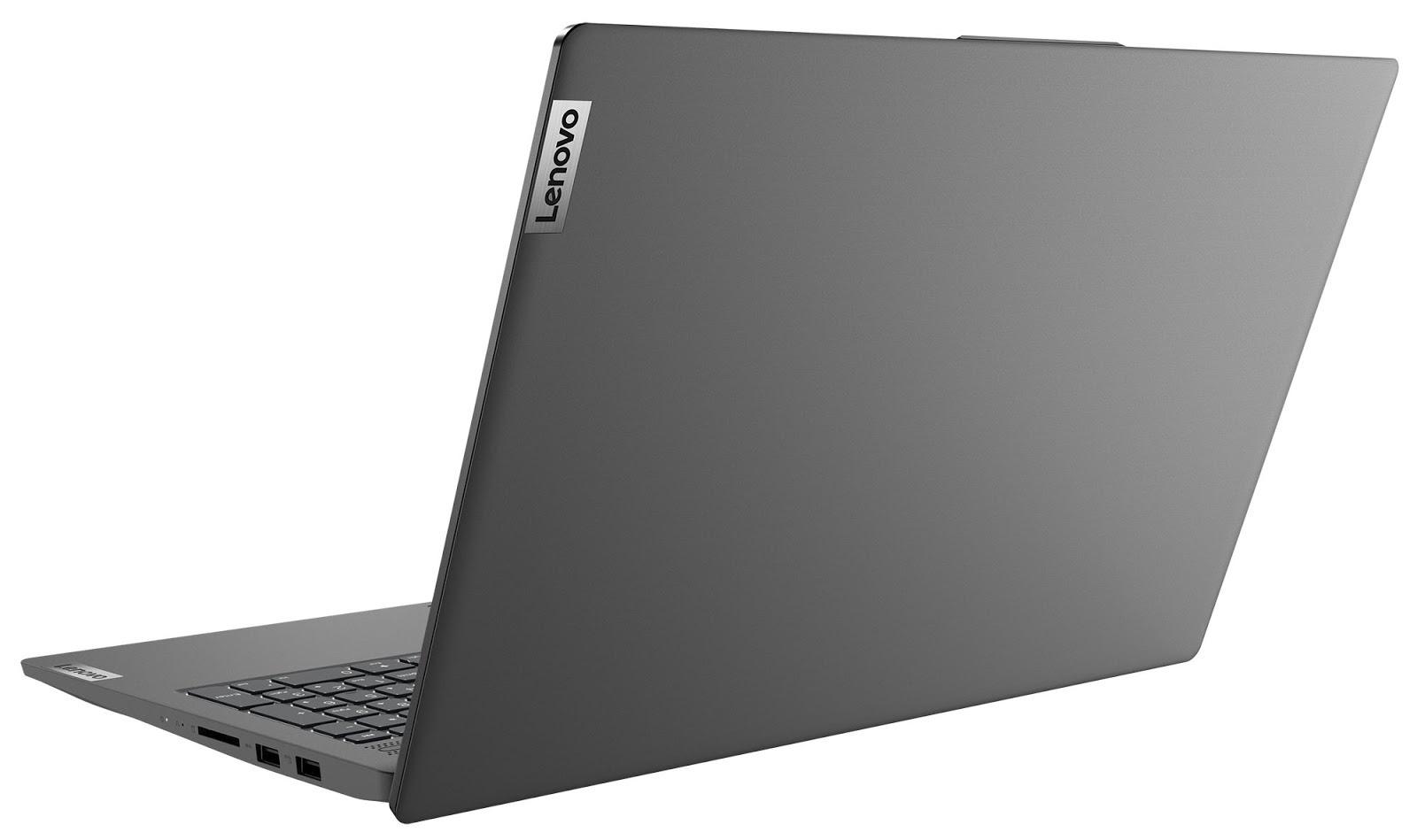 Фото 1. Ноутбук Lenovo ideapad 5-15IIL05 Graphite Grey (81YK006HRE)