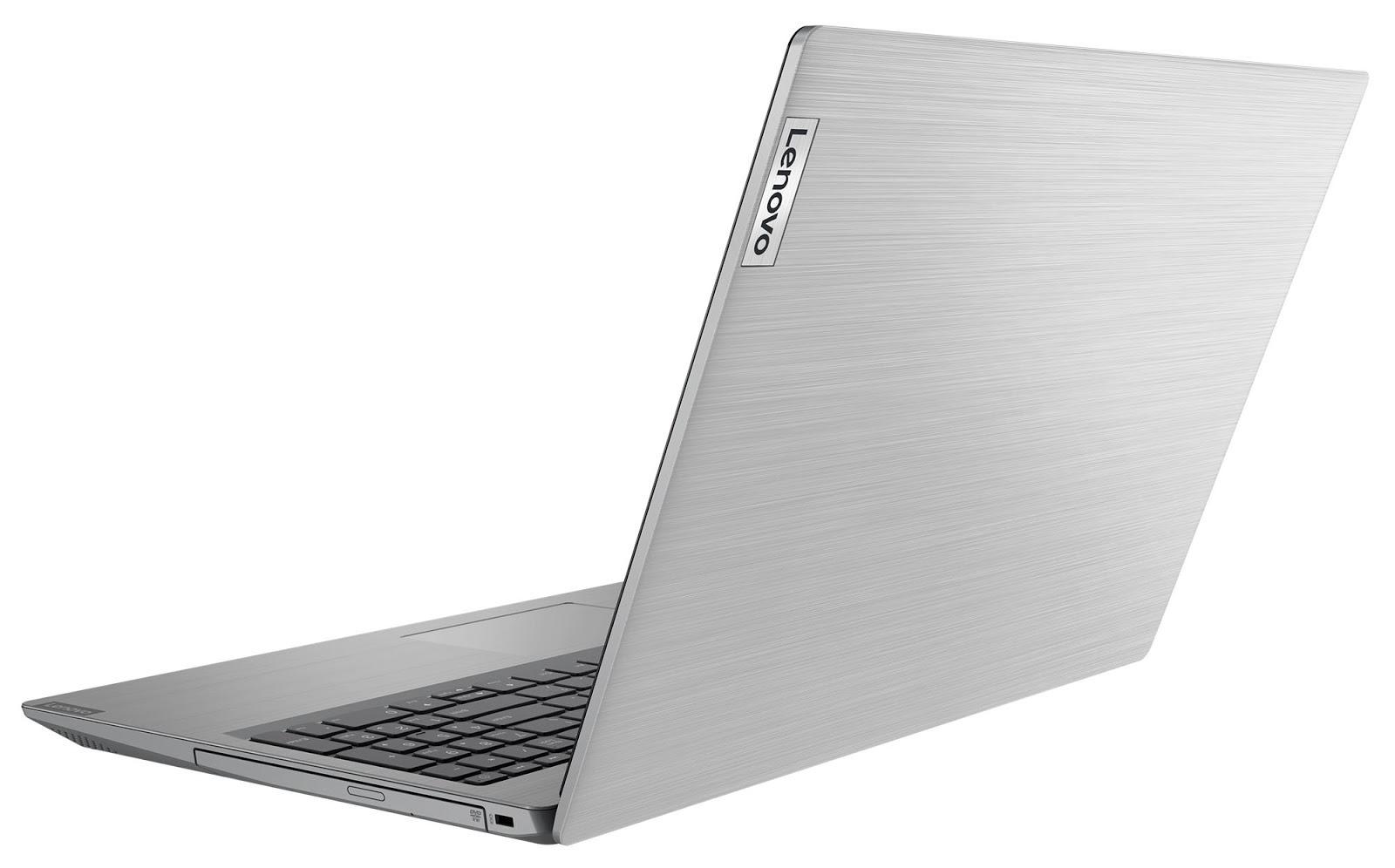 Фото 1. Ноутбук Lenovo ideapad L3 15IML05 Platinum Grey (81Y300CLRE)