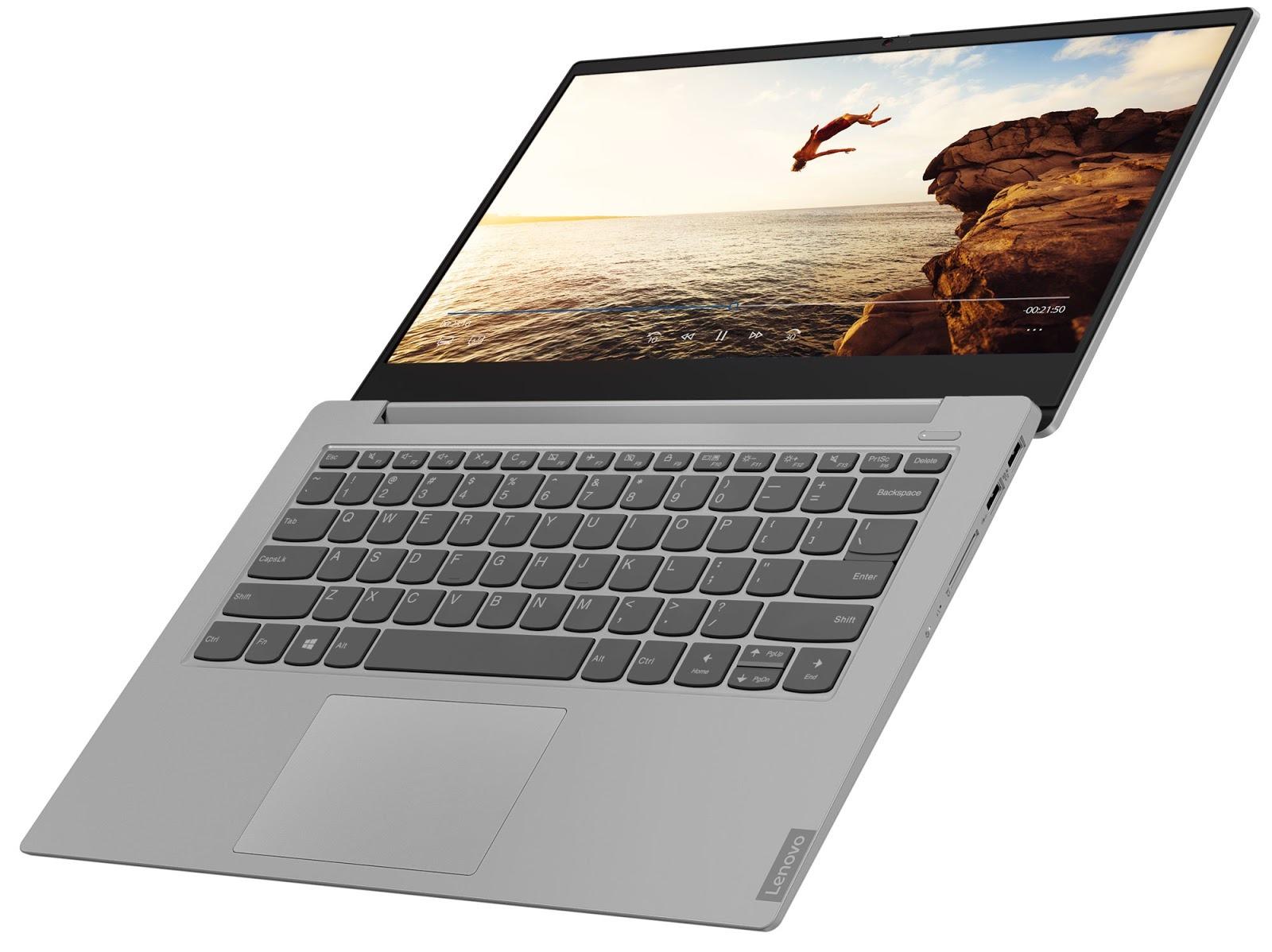 Фото 2. Ноутбук ideapad S340-14IIL Platinum Grey (81VV00H2RE)