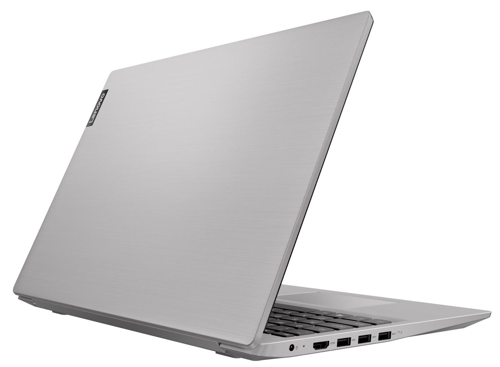 Фото 3. ноутбука ideapad S145-15API Platinum Grey (81UT00FJRE)