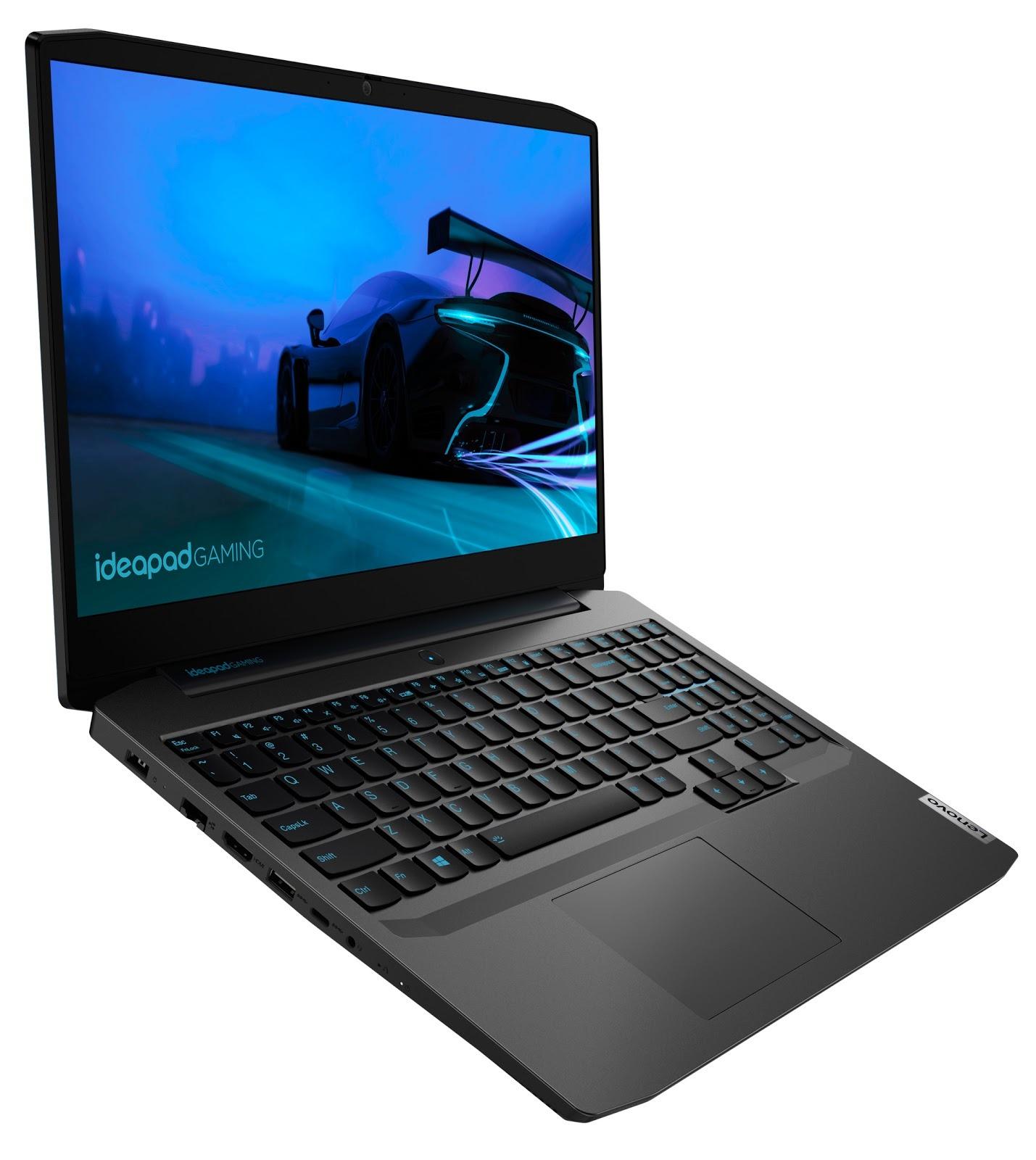 Фото 1. Lenovo ideapad Gaming 3 15IMH05 Onyx Black (81Y400CHRE)