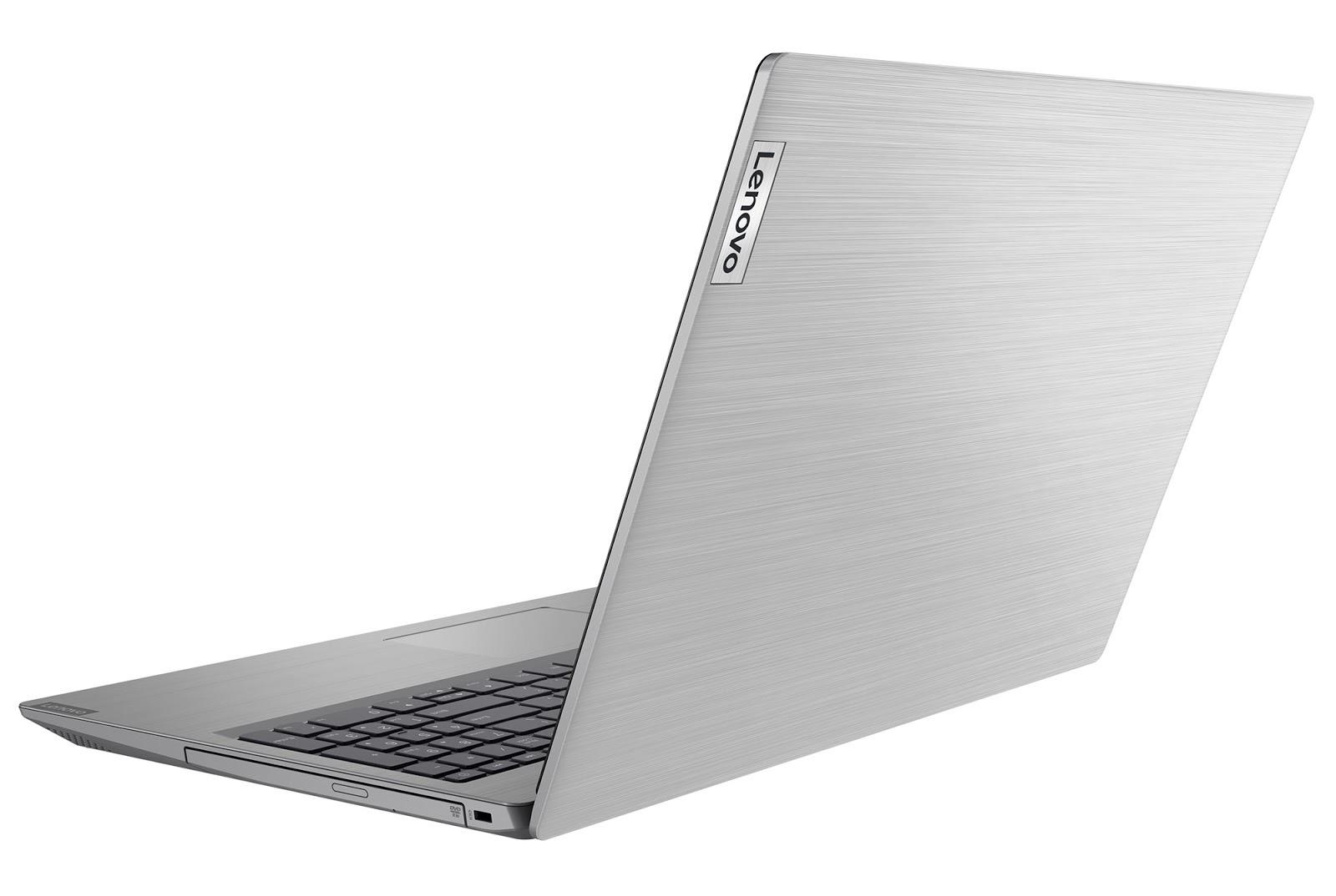 Фото 1. Ноутбук Lenovo ideapad L3 15IML05 Platinum Grey (81Y300NDRE)
