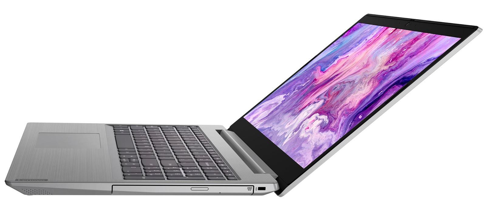 Фото 3. Ноутбук Lenovo ideapad L3 15IML05 Platinum Grey (81Y300NDRE)