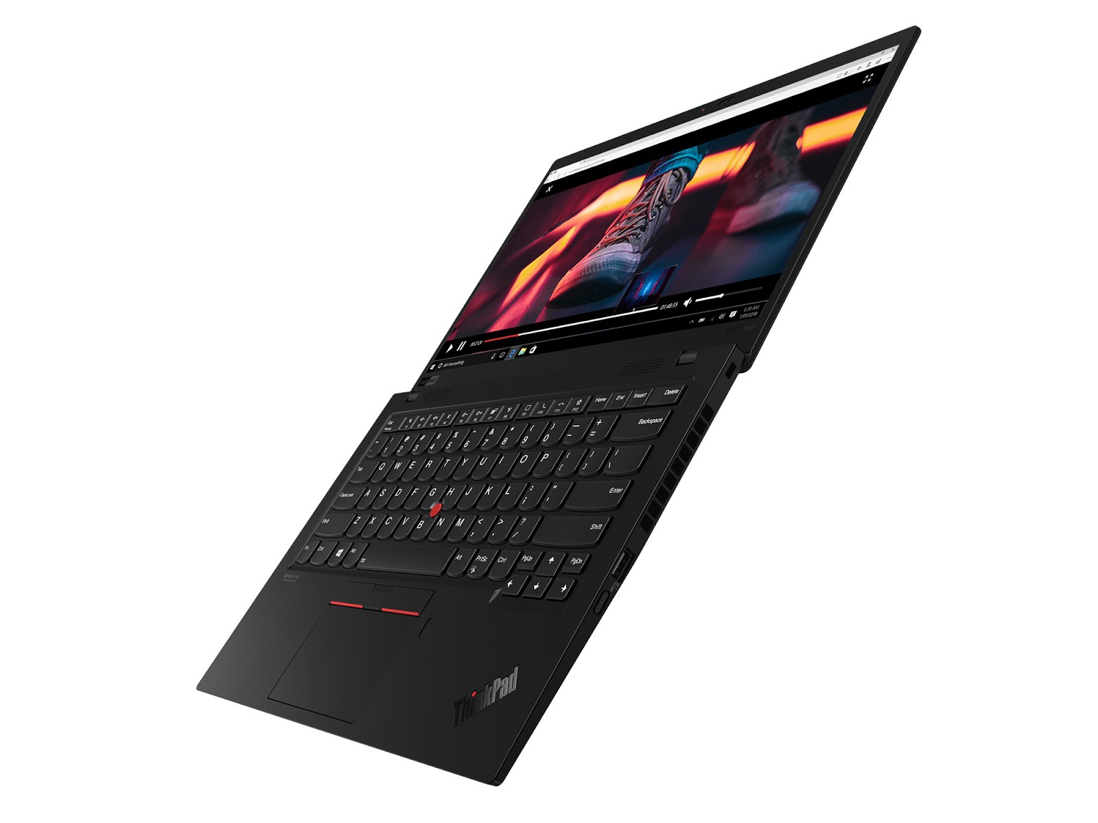 Фото 1. Ноутбук Lenovo ThinkPad X1 Carbon Gen 8 Black (20U9004PRT)