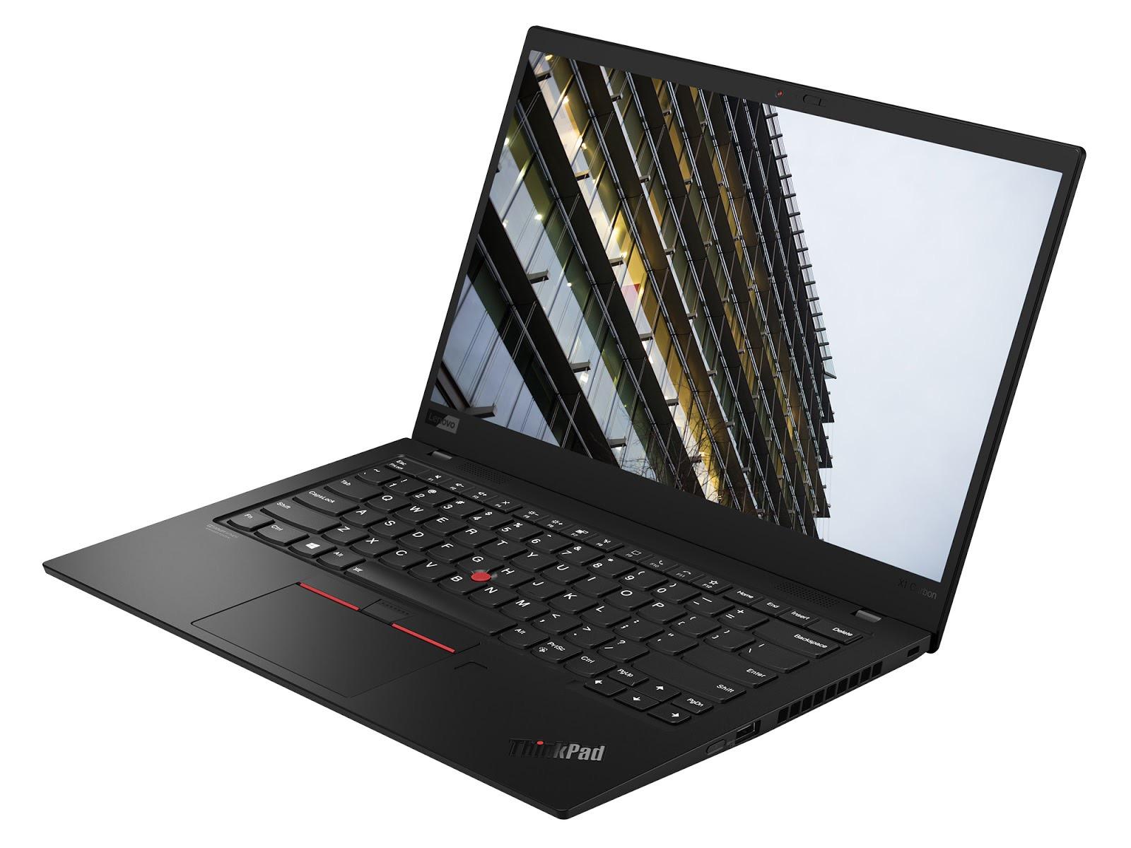 Фото 3. Ноутбук Lenovo ThinkPad X1 Carbon Gen 8 Black (20U9004PRT)