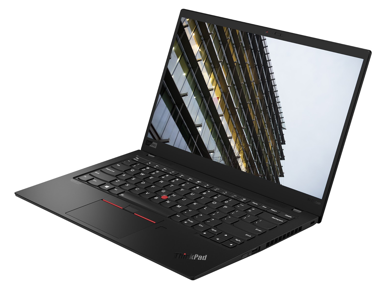 Фото 3. Ноутбук Lenovo ThinkPad X1 Carbon Gen 8 Black (20U90001RT)
