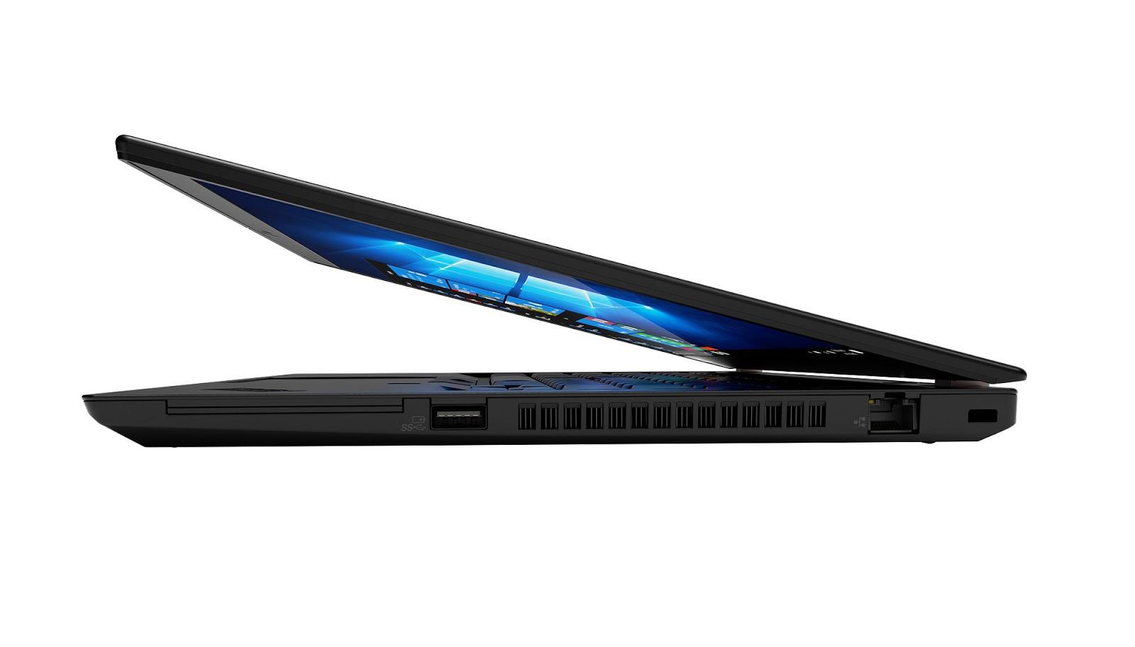 Фото 2. Ноутбук Lenovo ThinkPad T14 Gen 1 Black (20S00012RT)