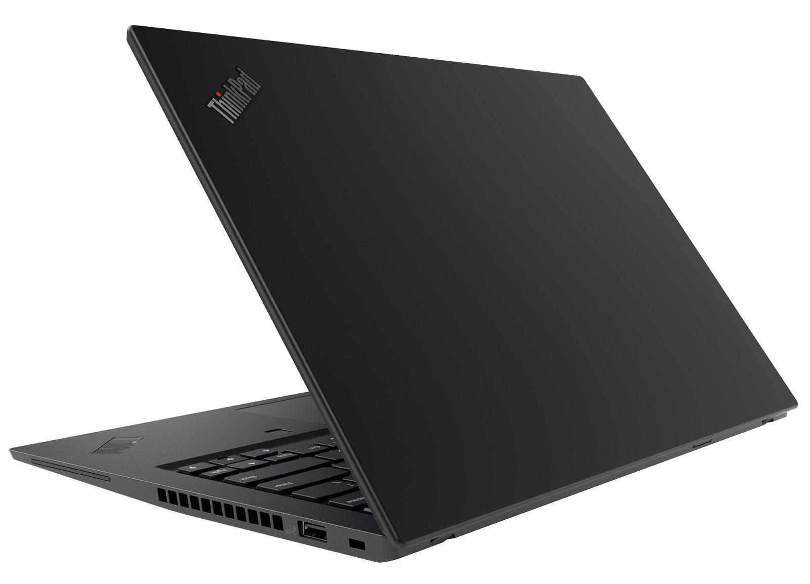 Фото 2. Ноутбук Lenovo ThinkPad T14 Gen 1 Black (20S00013RT)