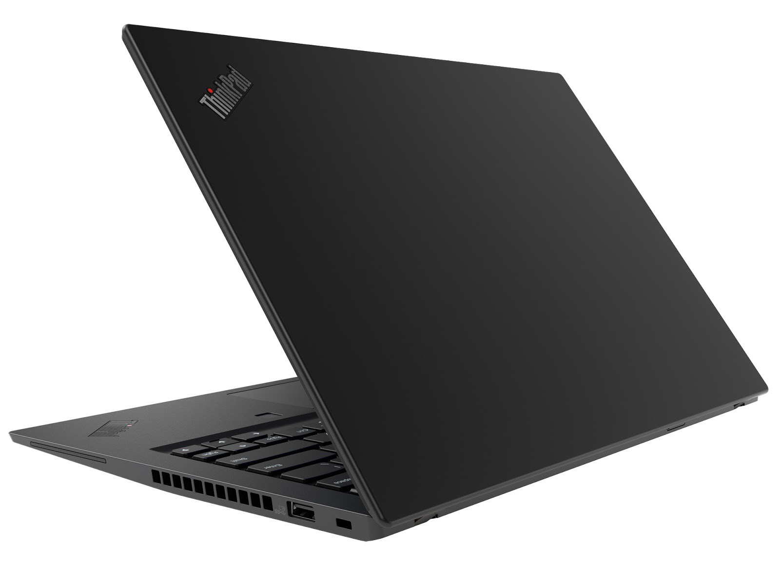 Фото 2. Ноутбук Lenovo ThinkPad T14 Gen 1 Black (20S00011RT)