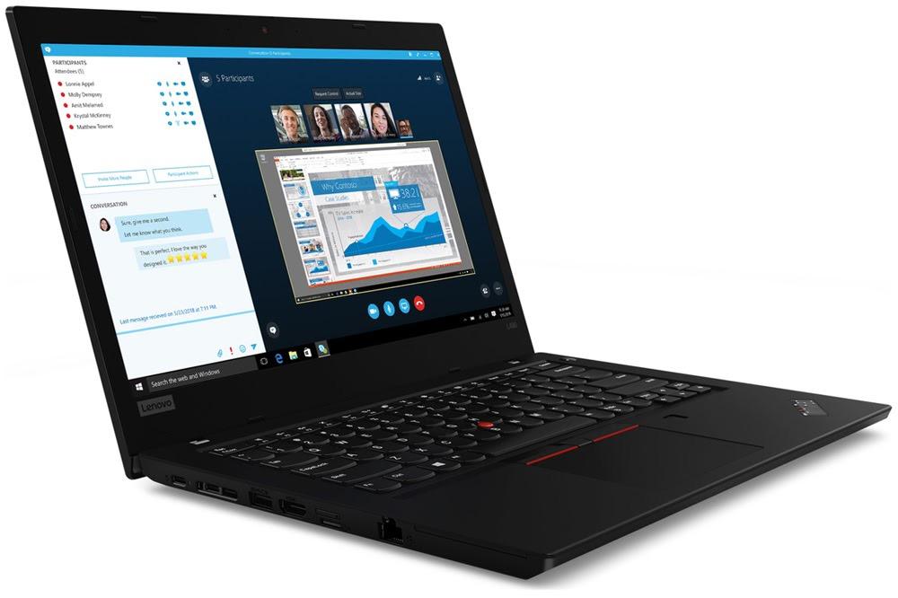 Фото 2. Ноутбук Lenovo ThinkPad L490 (20Q6S9J900)