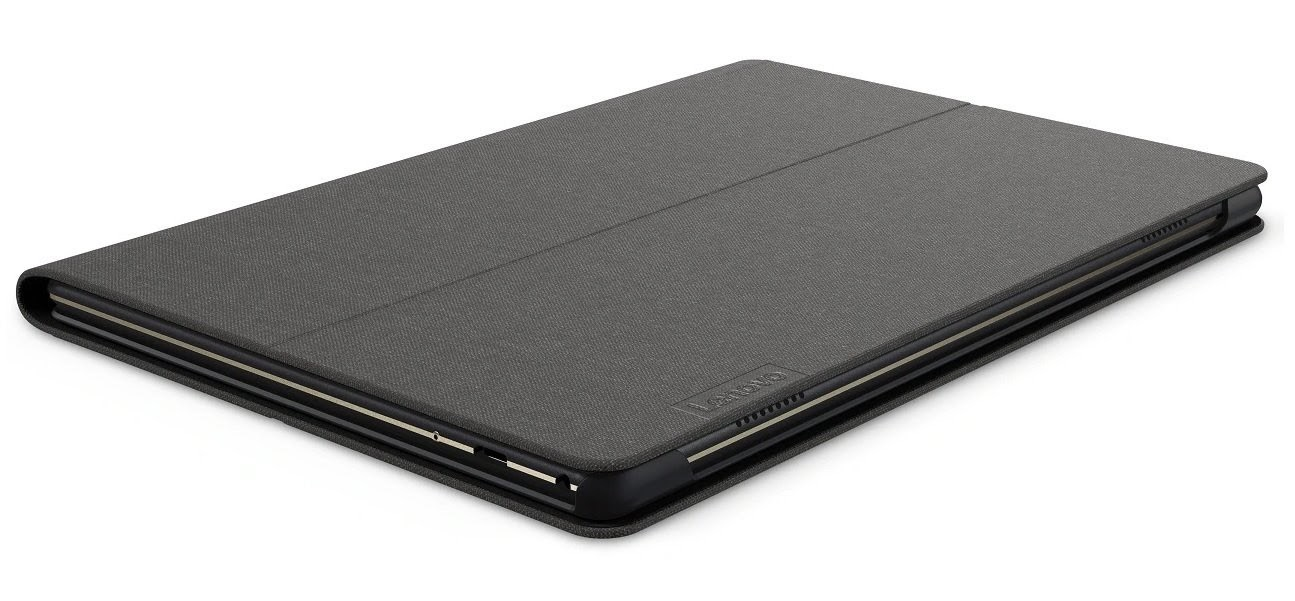 Фото 2. Чехол Lenovo Tab M10 FHD 2nd Folio Case/Film Black + защитная пленка (ZG38C02959)