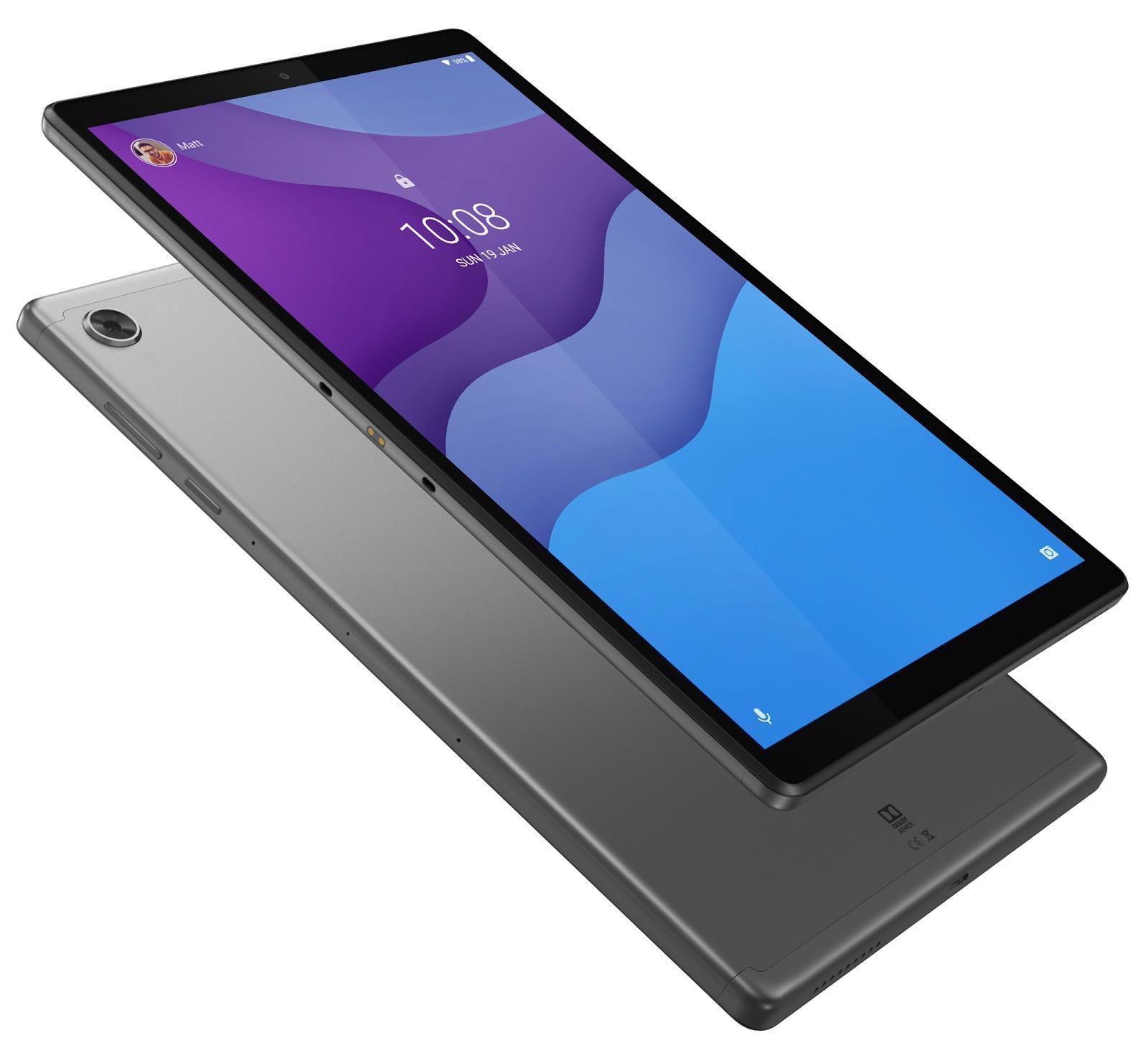 Фото 2. Планшет Lenovo Tab M10 HD 2nd Gen 2/32 Wi-Fi Iron Grey (ZA6W0015UA)