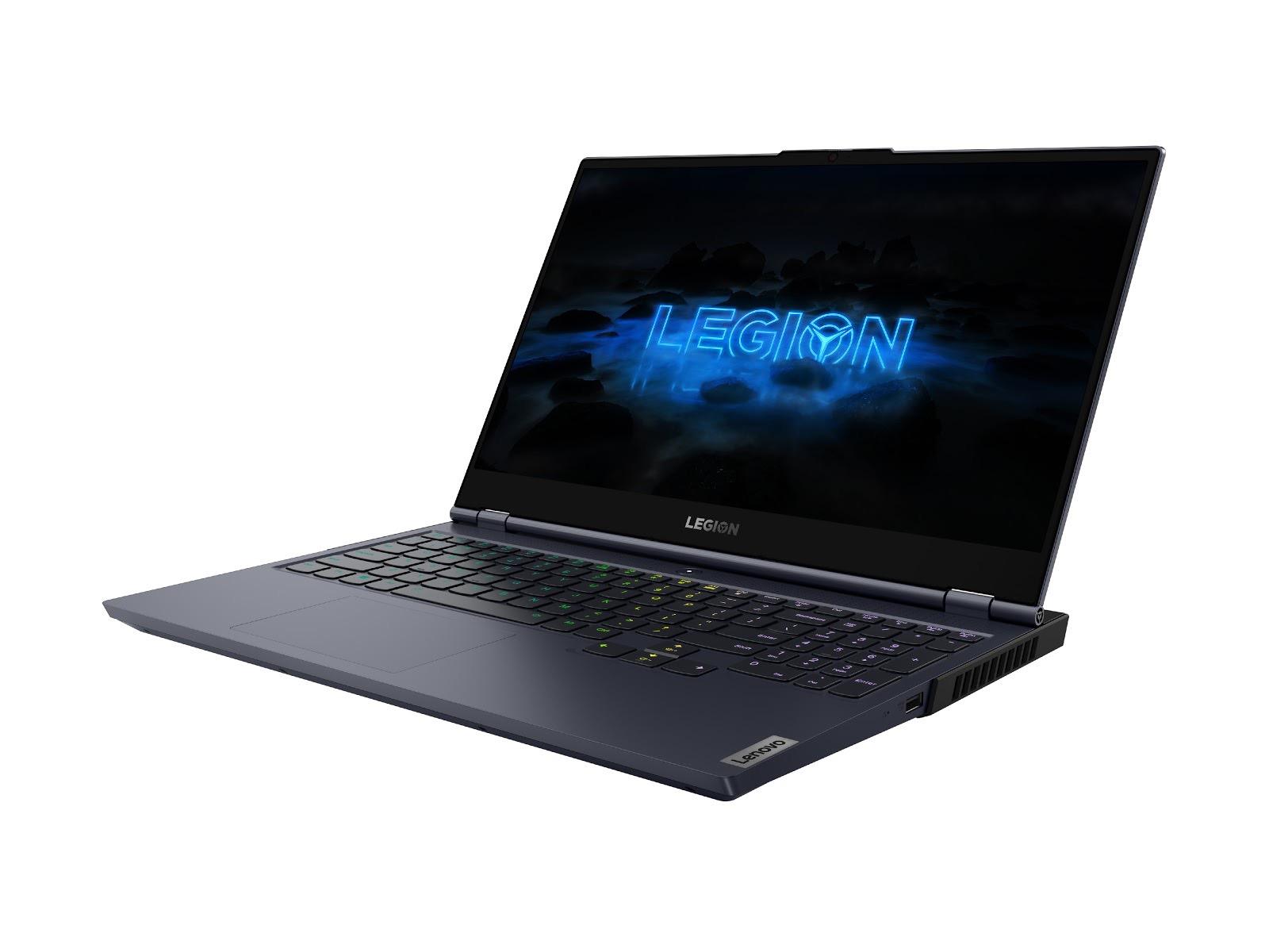 Фото 1. Ноутбук Lenovo Legion 7i 15IMHg05 Slate grey (81YU0077RK)