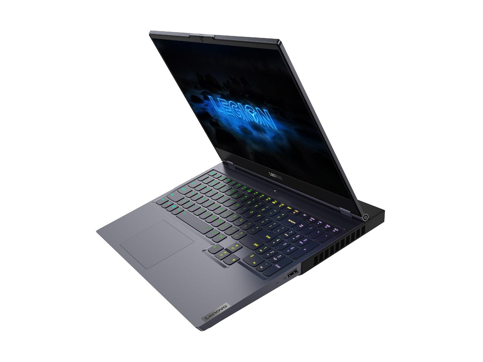 Фото 2. Ноутбук Lenovo Legion 7i 15IMHg05 Slate grey (81YU0077RK)