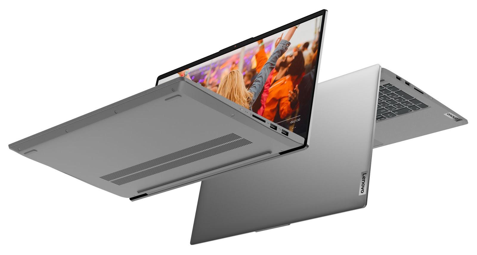 Фото 1. Ноутбук Lenovo ideapad 5 15IIL05 Platinum Grey (81YK00GBRE)