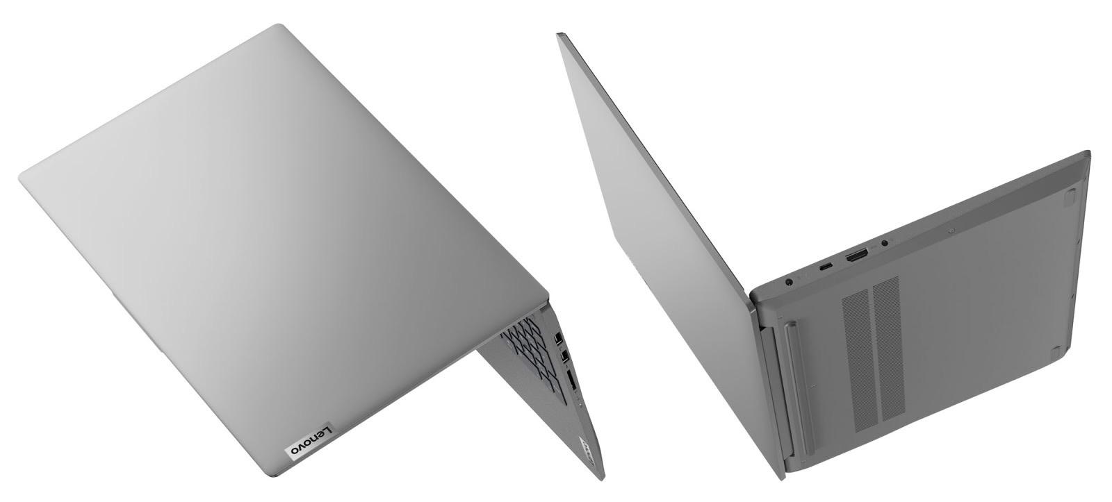 Фото 2. Ноутбук Lenovo ideapad 5 15IIL05 Platinum Grey (81YK00GBRE)
