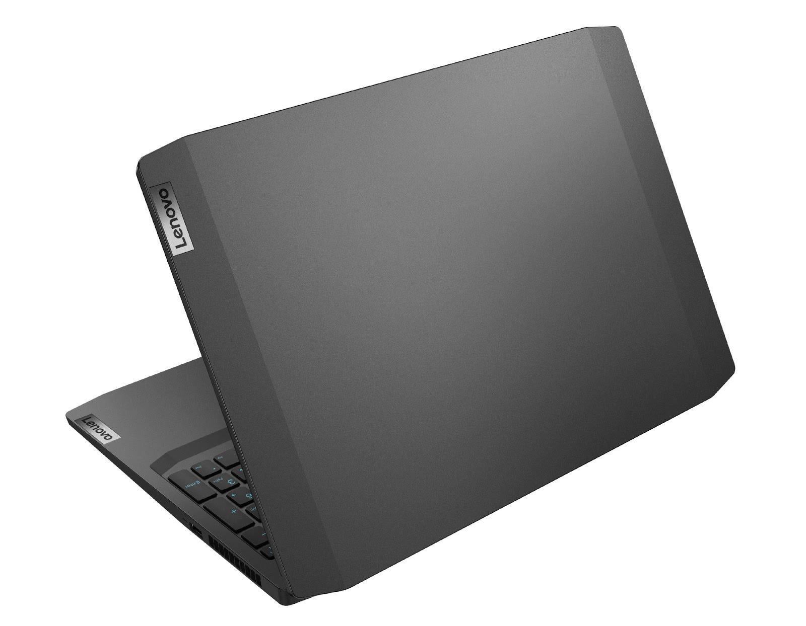 Фото 2. Ноутбук Lenovo ideapad Gaming 3 15IMH05 Onyx Black (81Y400TLRE)
