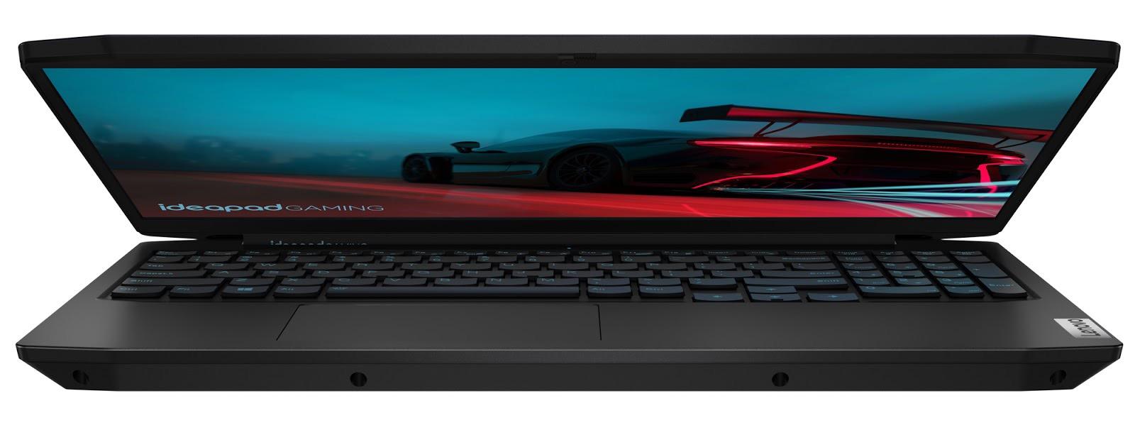 Фото 1. Ноутбук Lenovo ideapad Gaming 3 15IMH05 Onyx Black (81Y400CJRE)