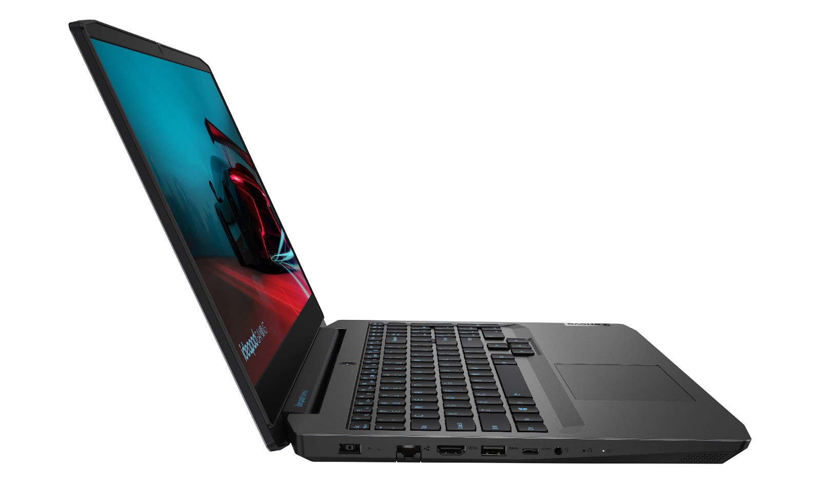 Фото 3. Ноутбук Lenovo ideapad Gaming 3 15IMH05 Onyx Black (81Y400CJRE)