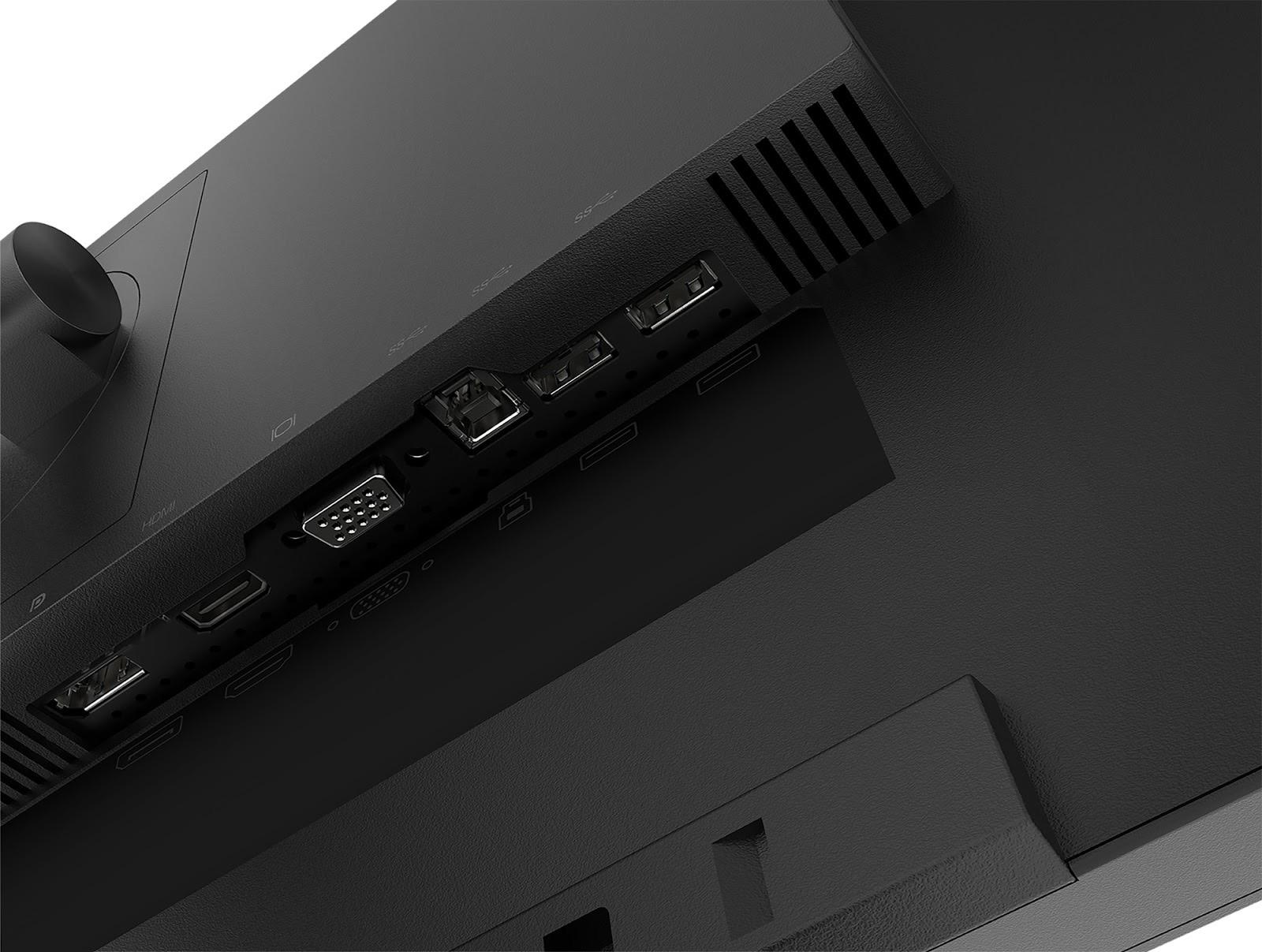 Фото 3. Монитор Lenovo ThinkVision T24i-20 (61F7MAT2EU)