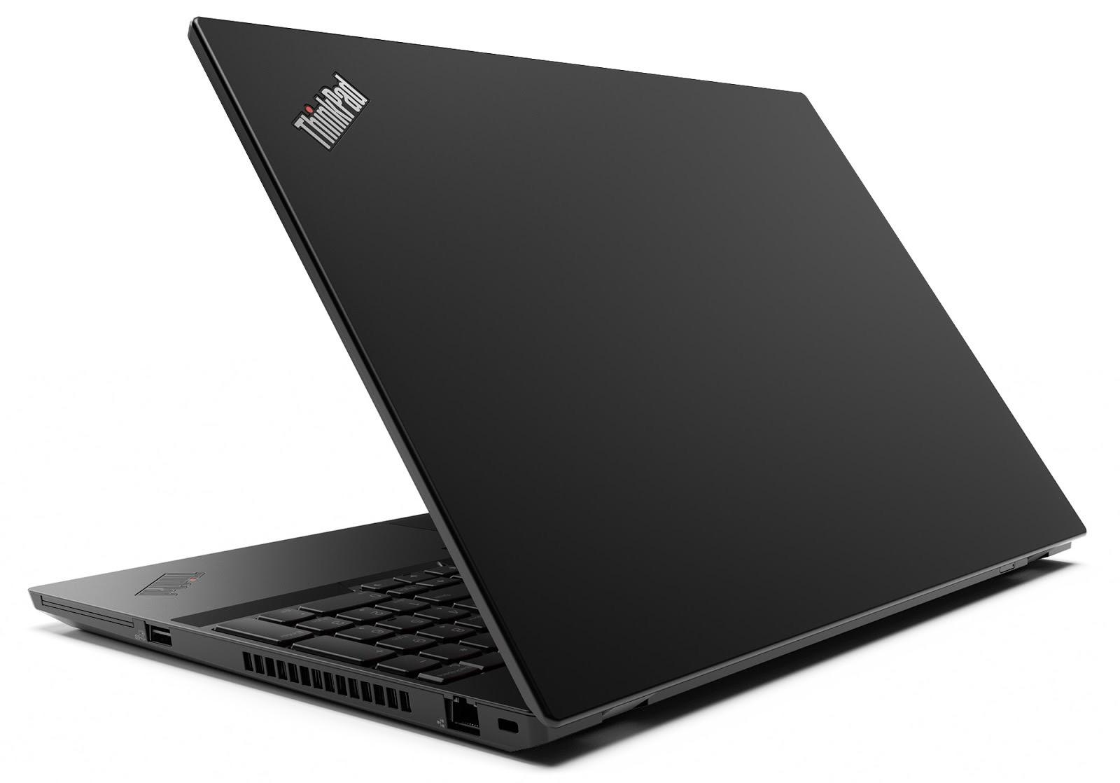 Фото 2. Ноутбук Lenovo ThinkPad T15 Gen 1 Black (20S6000NRT)