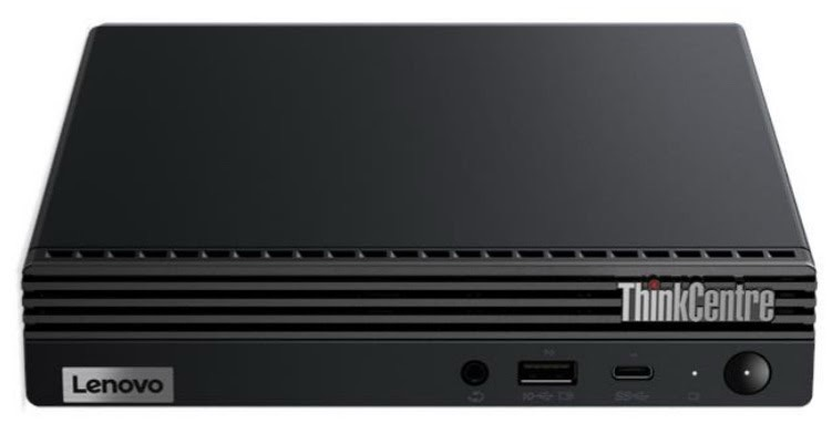 Фото 1. Компьютер Lenovo ThinkCentre M75q Tiny (11A40005RU)
