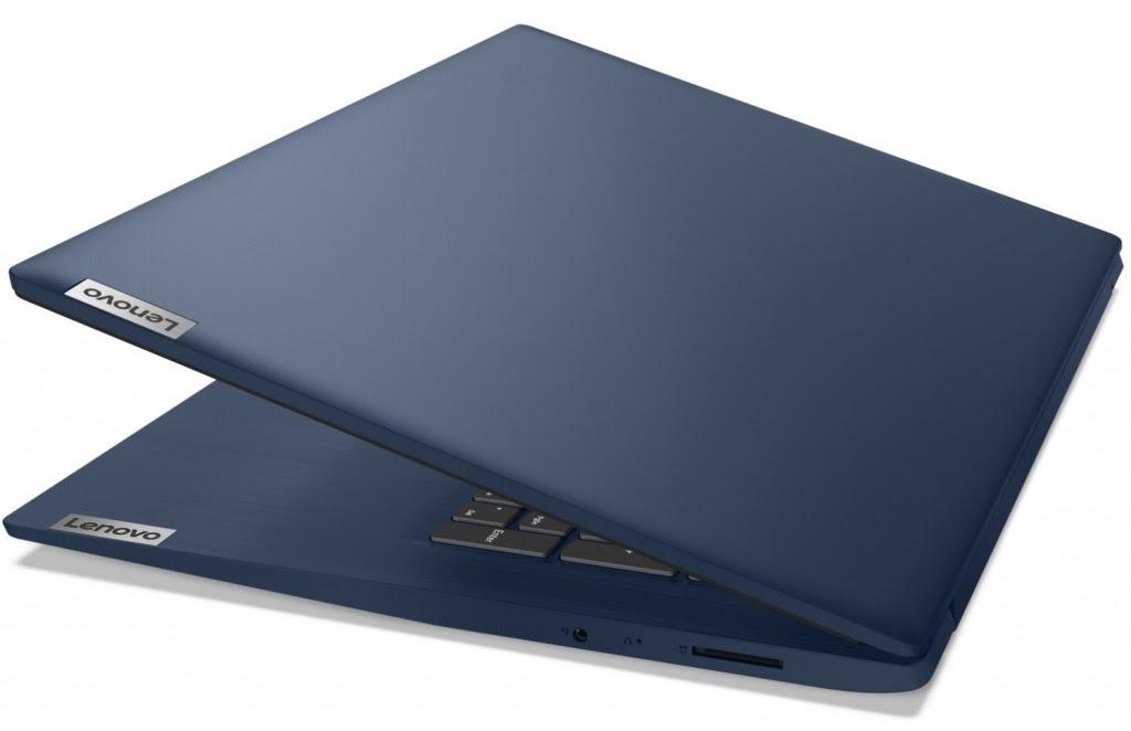 Фото 2. Ноутбук Lenovo ideapad 3 17IML05 Abyss Blue (81WC0011RE)