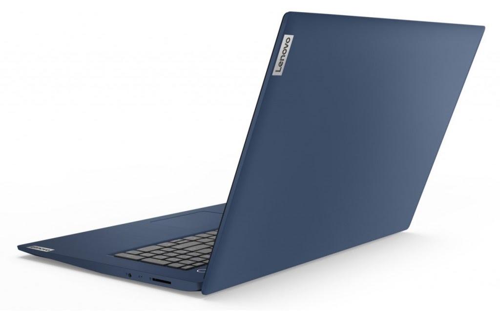 Фото 3. Ноутбук Lenovo ideapad 3 17IML05 Abyss Blue (81WC0011RE)