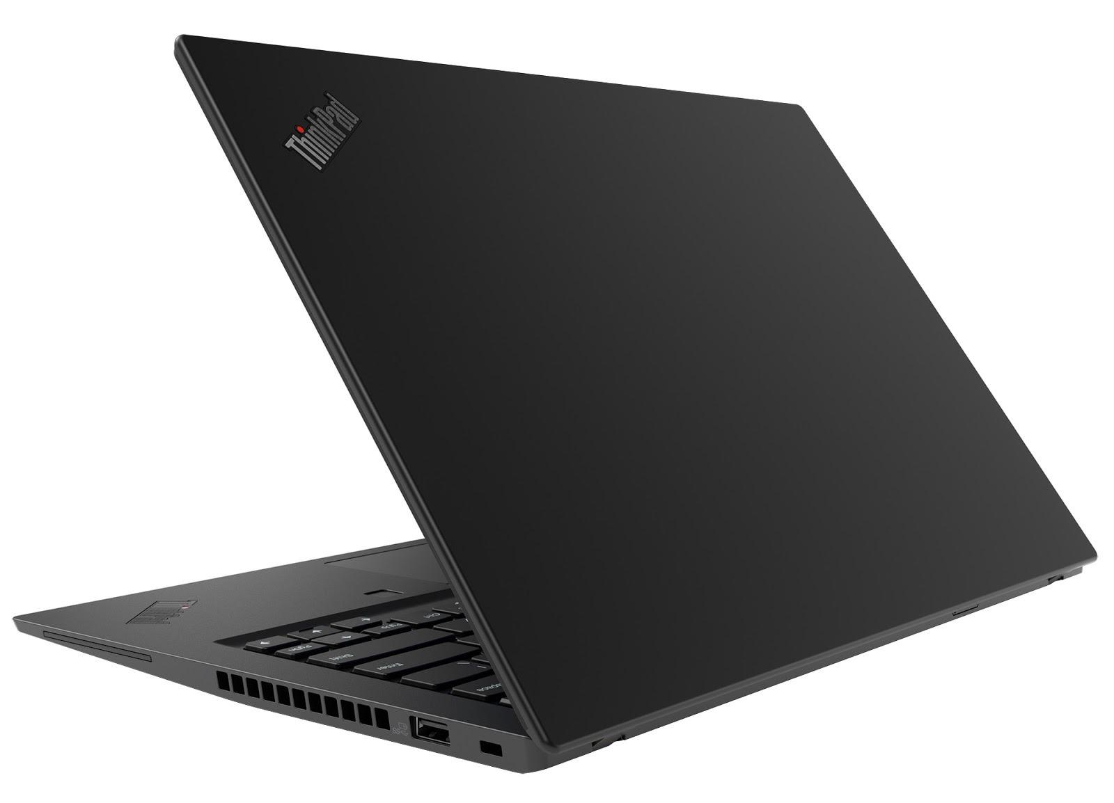 Фото 2. Ноутбук Lenovo ThinkPad T14s Gen 1 Black (20UH001JRT)
