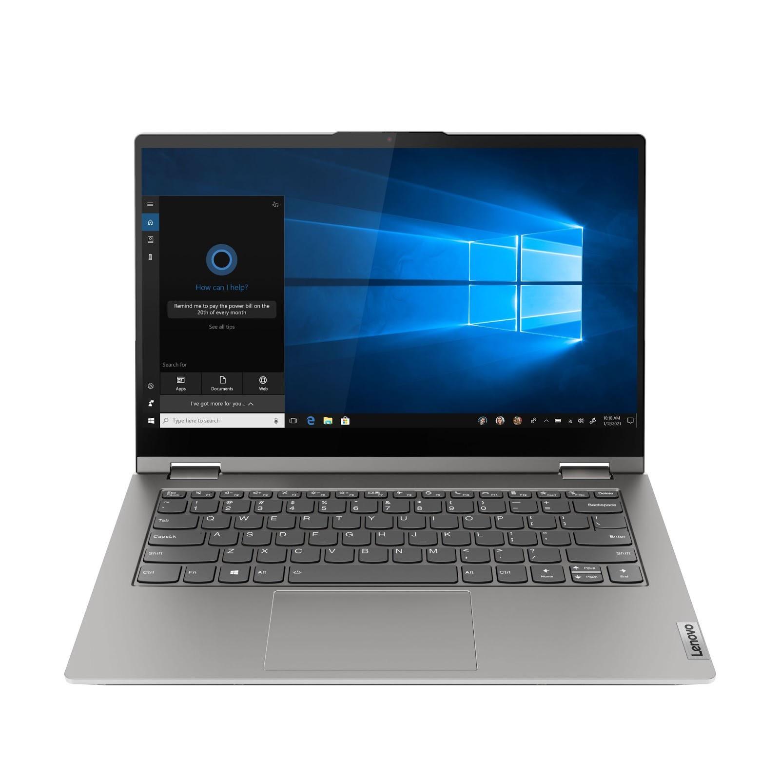 Фото 2. Ноутбук Lenovo ThinkBook 14s YOGA ITL Mineral Grey (20WE0000RU)