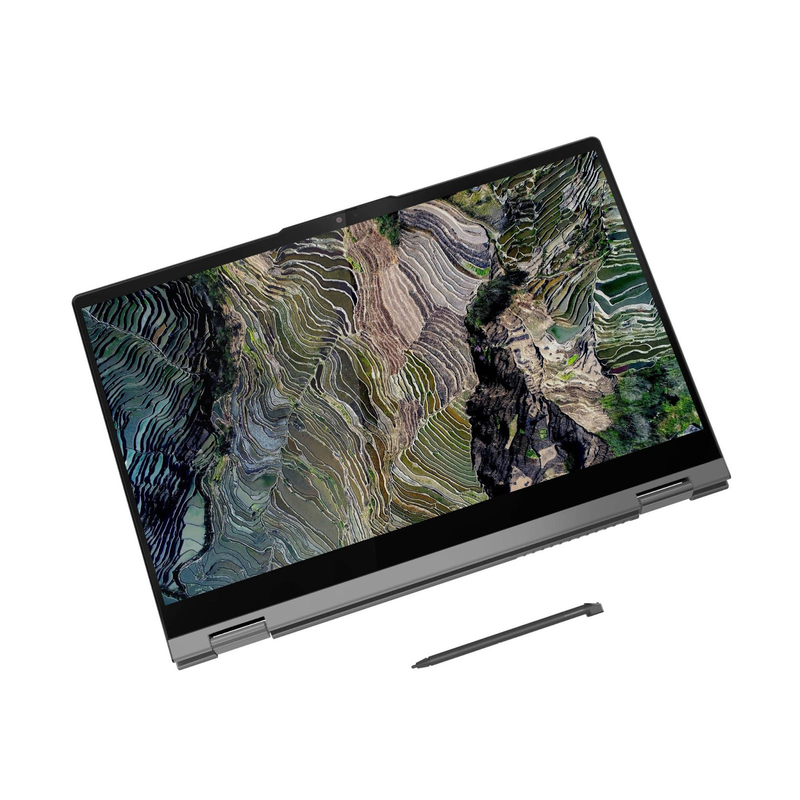 Фото 3. Ноутбук Lenovo ThinkBook 14s YOGA ITL Mineral Grey (20WE0000RU)