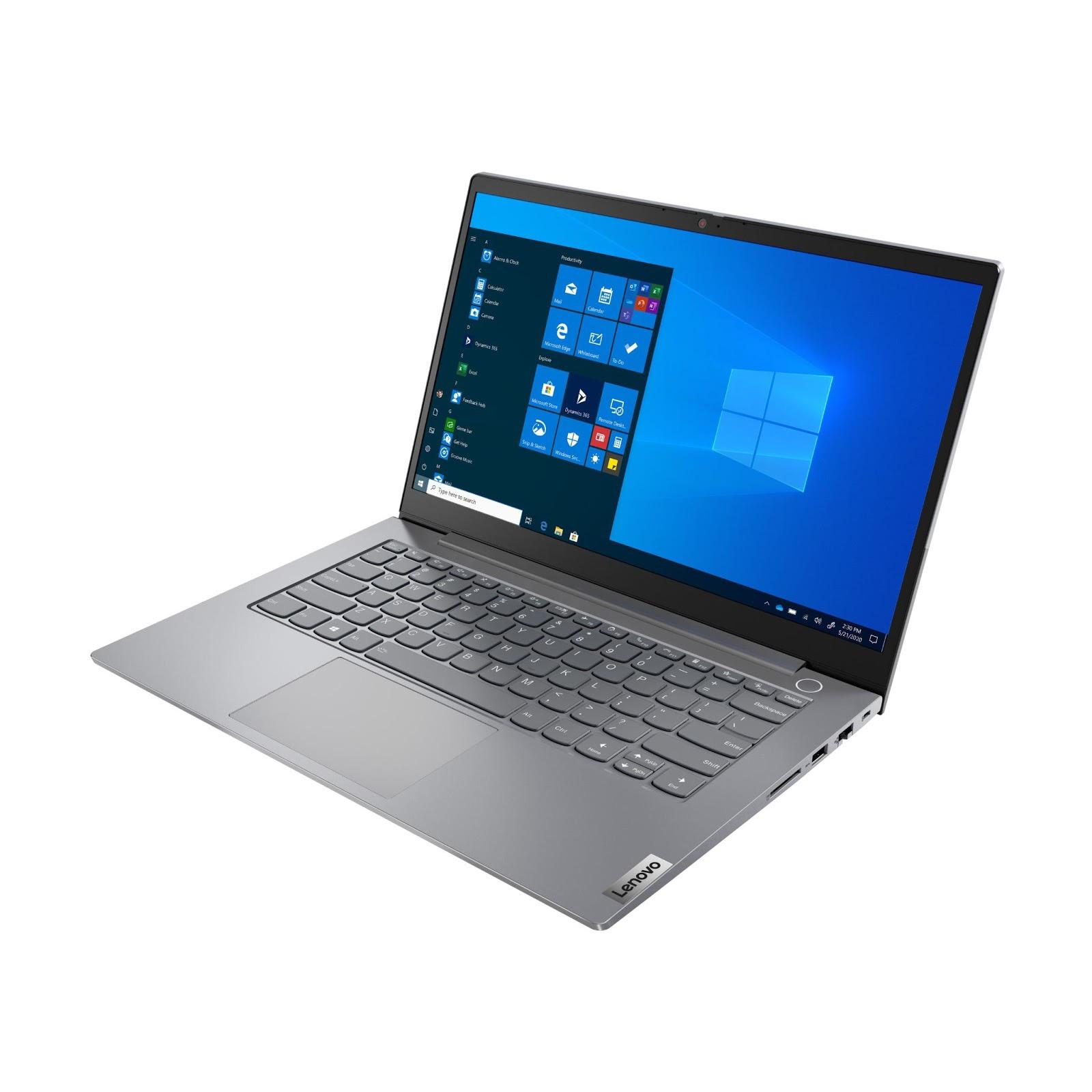 Фото 2. Ноутбук Lenovo ThinkBook 14 Gen 2 ITL Mineral Grey (20VD000BRU)