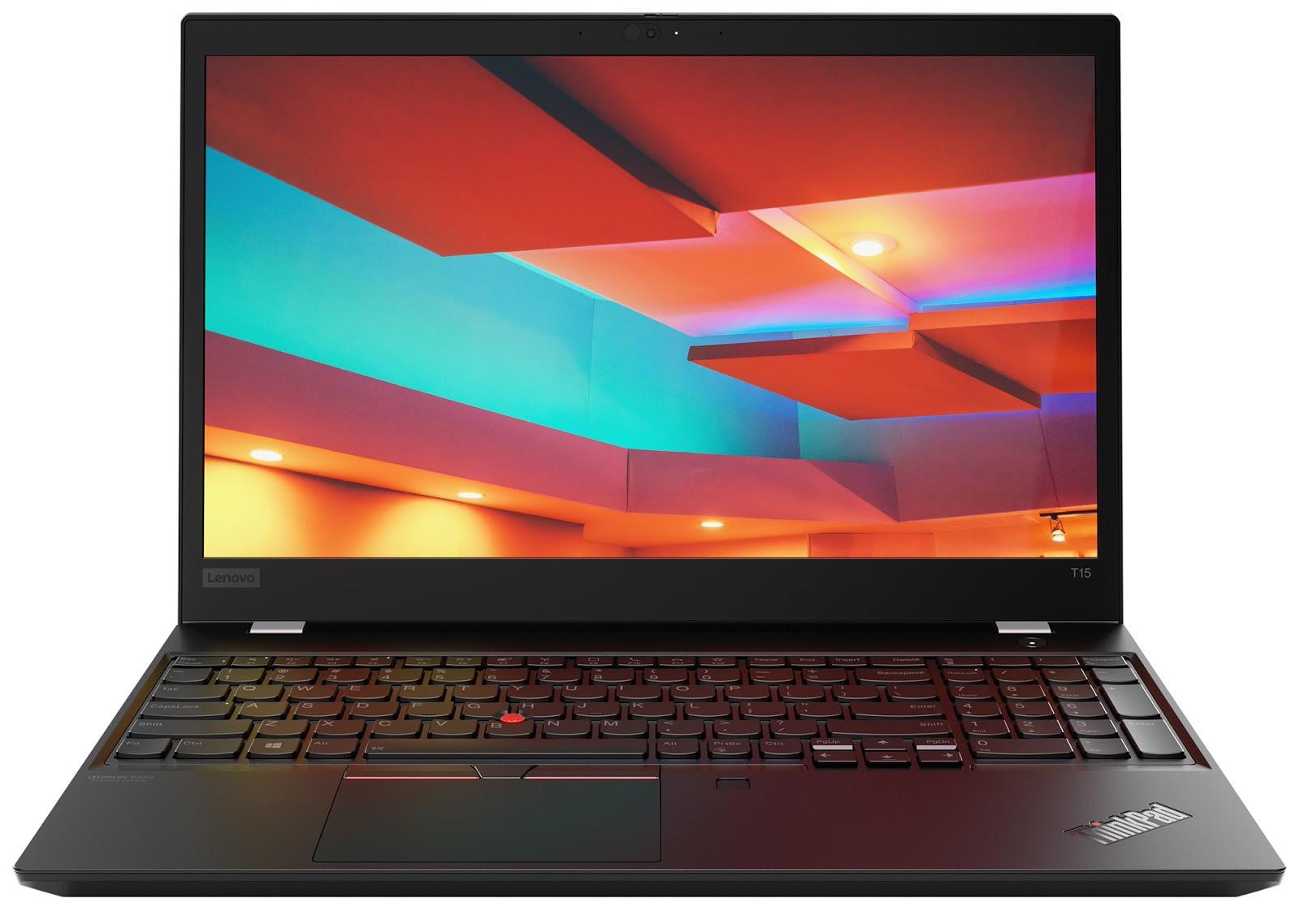 Фото 3. Рабочая станция Lenovo ThinkPad T15 Gen 2 (20W4003FRT)