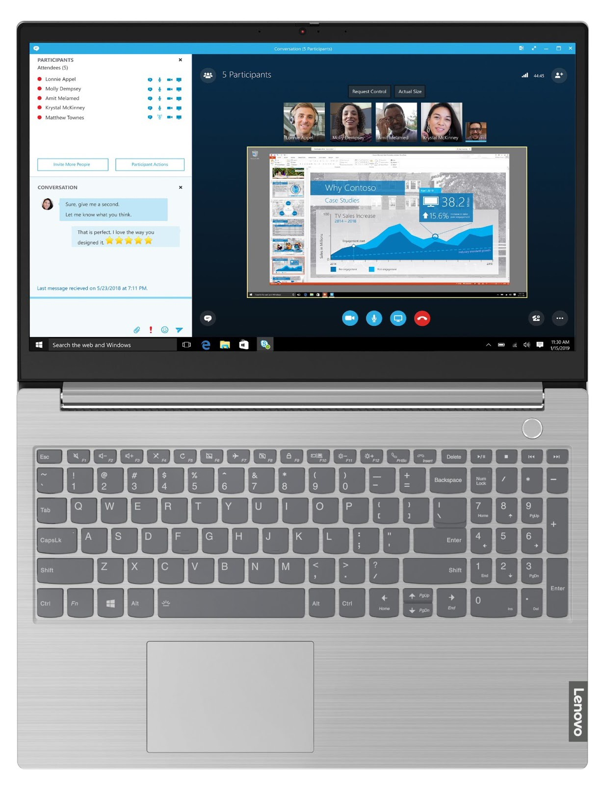 Фото 3. Ноутбук Lenovo ThinkBook 15 Gen 2 ARE (20VG00B0RU)