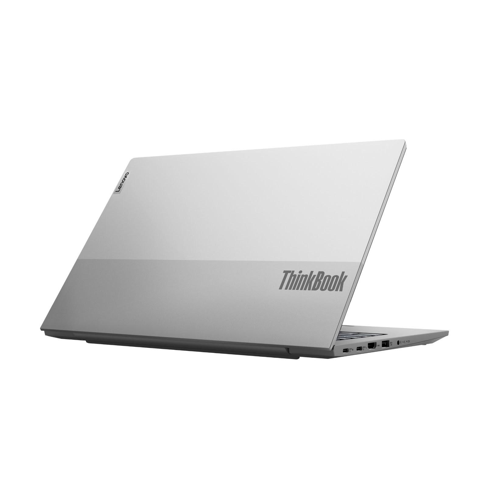 Фото 2. Ноутбук Lenovo ThinkBook 14 Gen 2 ARE Mineral Grey (20VF0039RU)