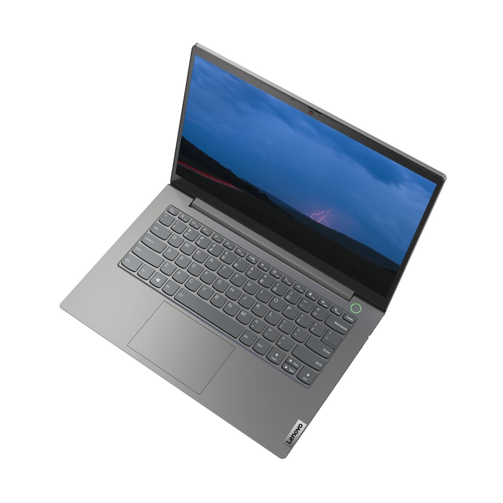Фото 3. Ноутбук Lenovo ThinkBook 14 Gen 2 ARE Mineral Grey (20VF0039RU)