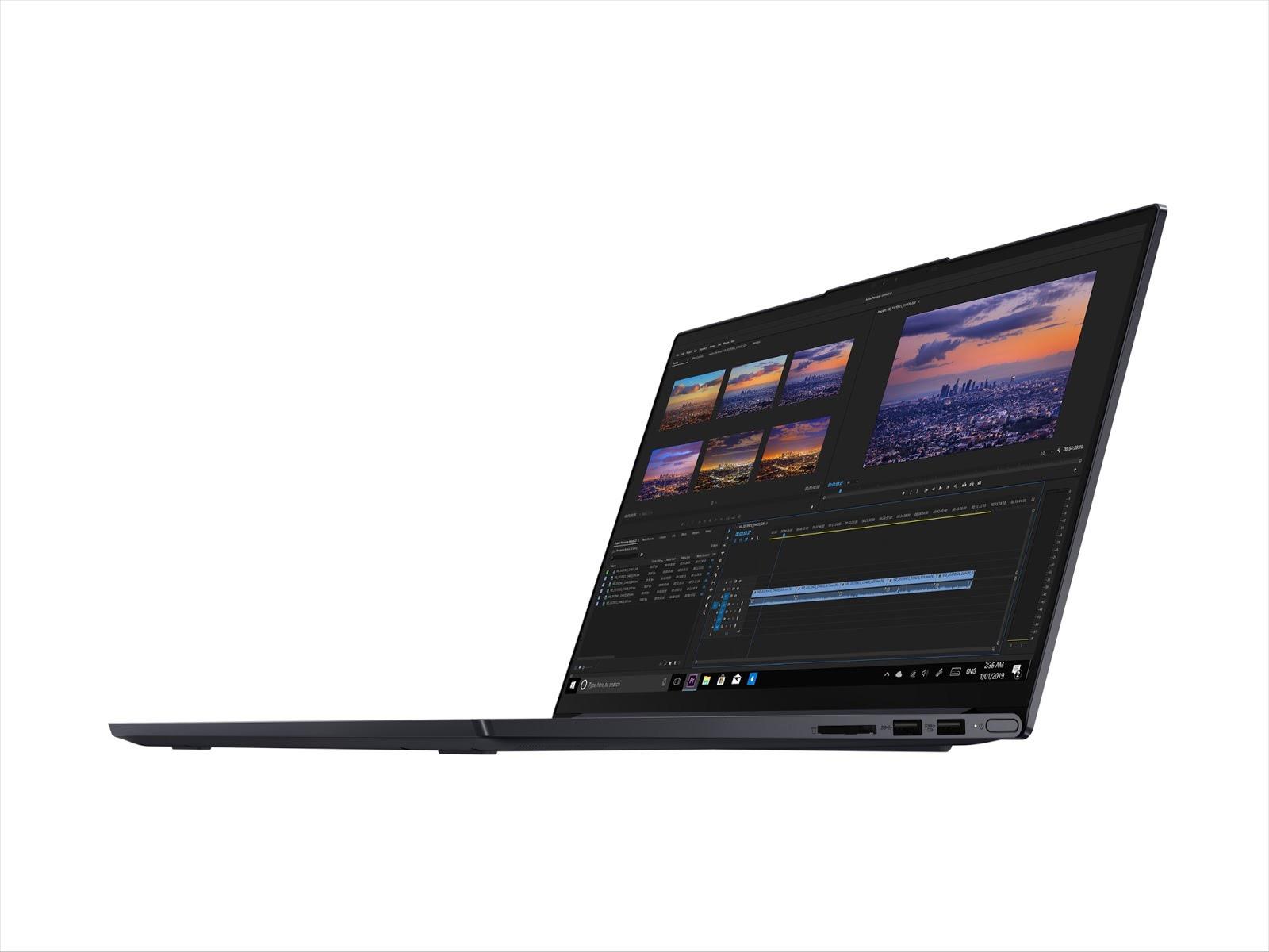 Фото 3. Ноутбук Lenovo YOGA Slim 7i 15IIL05 Slate Grey (82AA0032RE)
