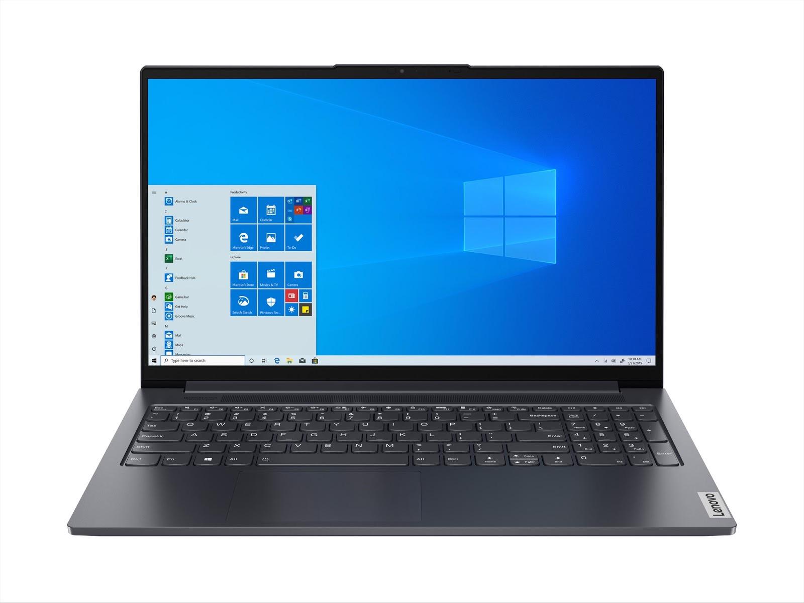 Фото 1. Ноутбук Lenovo YOGA Slim 7i 15IIL05 Slate Grey (82AA0032RE)
