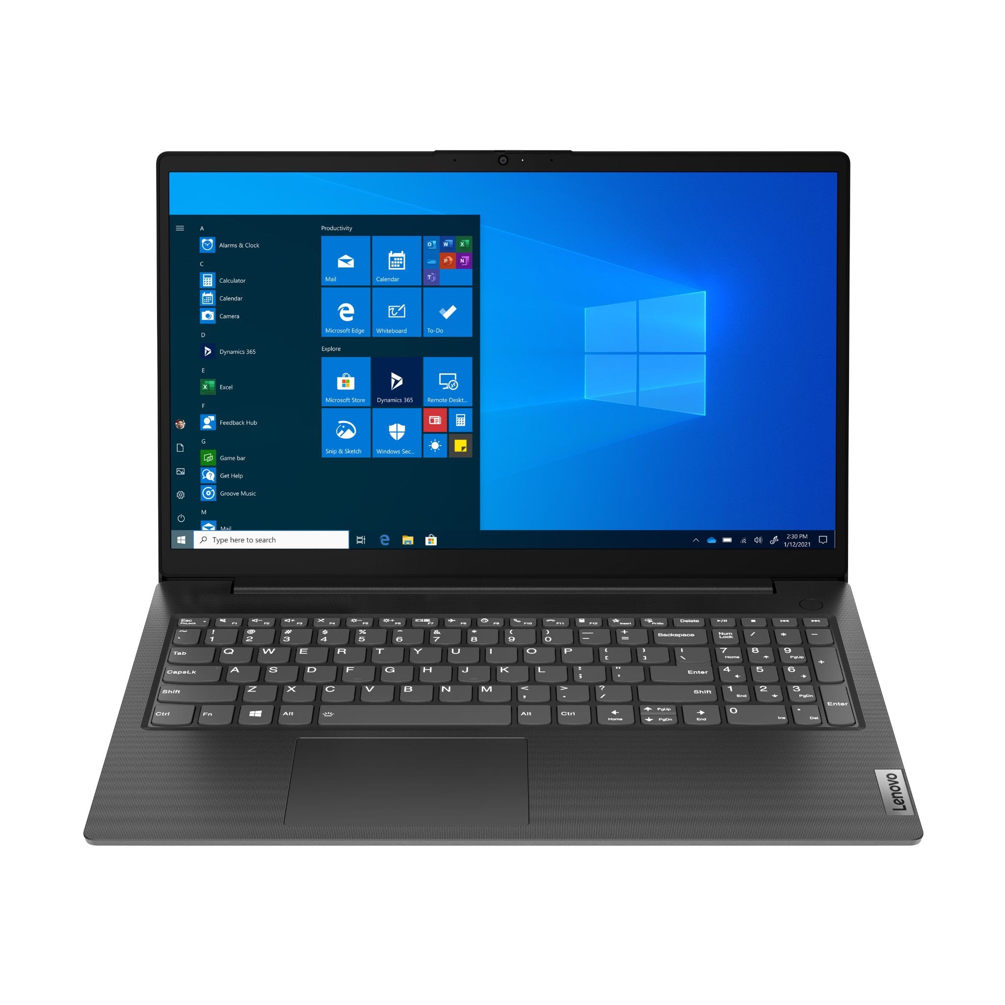 Фото 1. Ноутбук Lenovo V15 G2 ALC (82KD002URU)