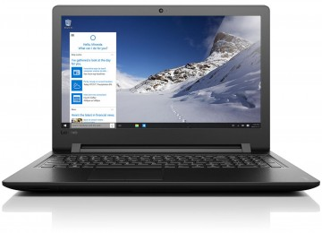Фото 0 Ноутбук Lenovo ideapad 110-15IBR Black Texture (80T7004QRA)