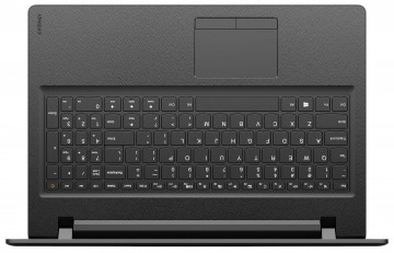 Фото 14 Ноутбук Lenovo ideapad 110-15IBR Black Texture (80T7004QRA)