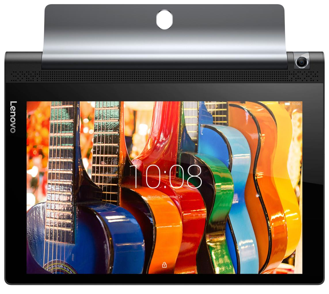 Фото  Планшет YOGA TABLET 3-X50 WiFi 16GB Slate Black (ZA0H0060UA)