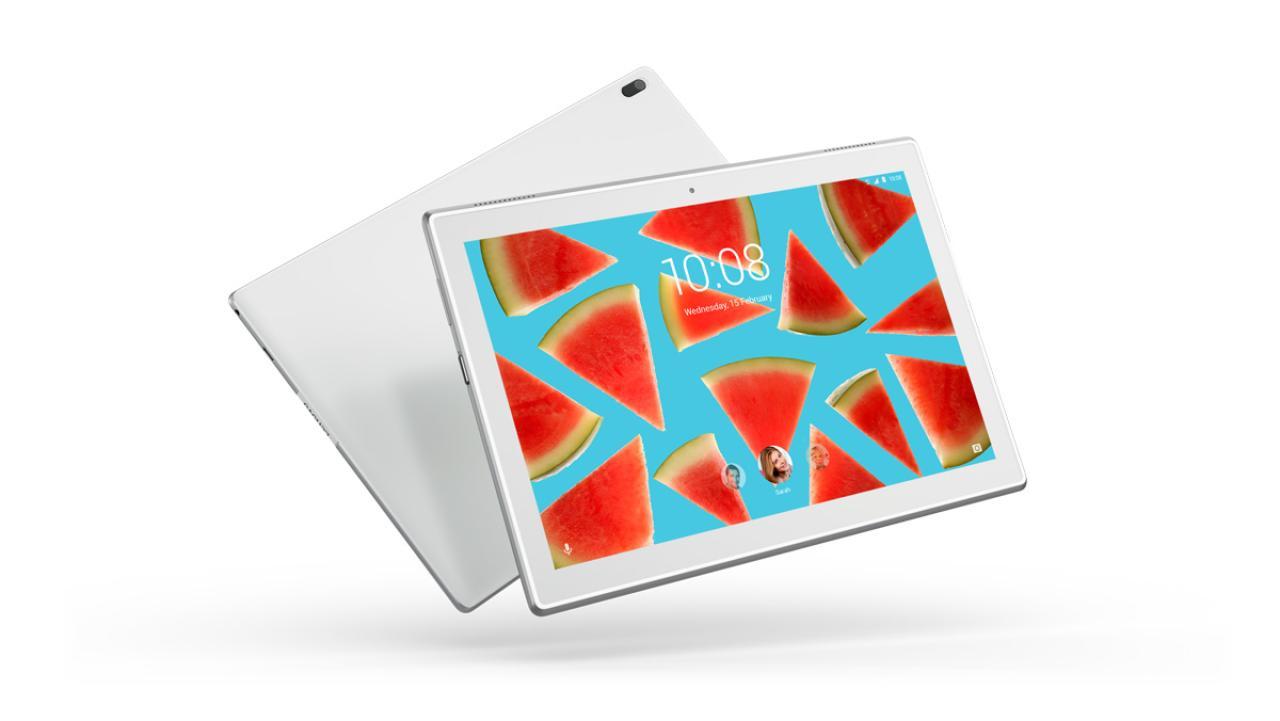 "Фото  Планшет Lenovo TAB4 10"" LTE 16GB POLAR WHITE (ZA2K0060UA)"